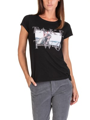 T-shirt Donna Con Stampa
